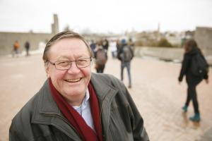 The Reverend W. Glenn Empey, Spiritual Affairs Coordinator, Trent University, Peterborough, Canada.