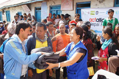 Needs are great in Nepal — PWRDF