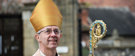 Archbishop of Canterbury gives New Year's message