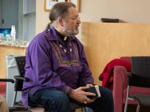 Parishioners attend Talk series at Trent University
