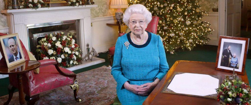 HM Queen Elizabeth II — Christmas message